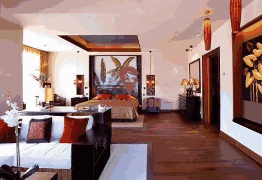 巴塞罗圣彼得酒店度假村(五星级)水云间 ROOM:1211,编号1328