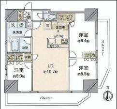 日本東京都板橋区二手公寓,编号1900