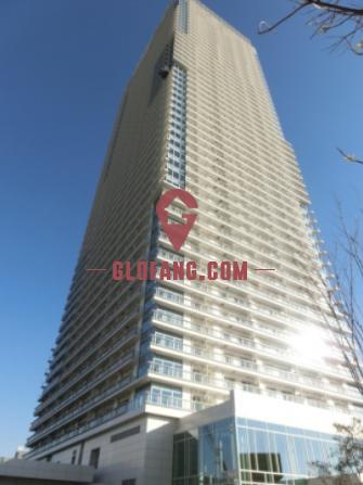 日本东京都中央区晴海高级公寓42层(48层)