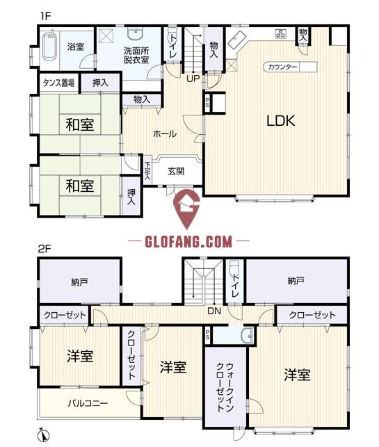 东京练马居民区 二手高级别墅,编号1972