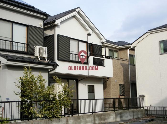 日本东京都国分寺 高级二手别墅