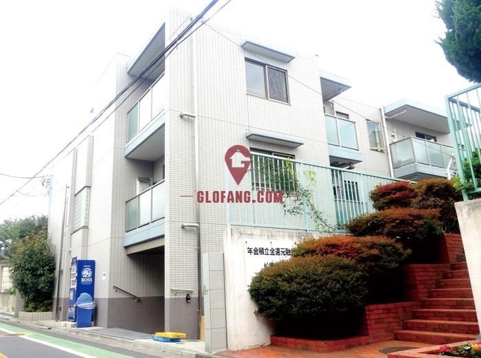 东京都明治大学前 高级公寓