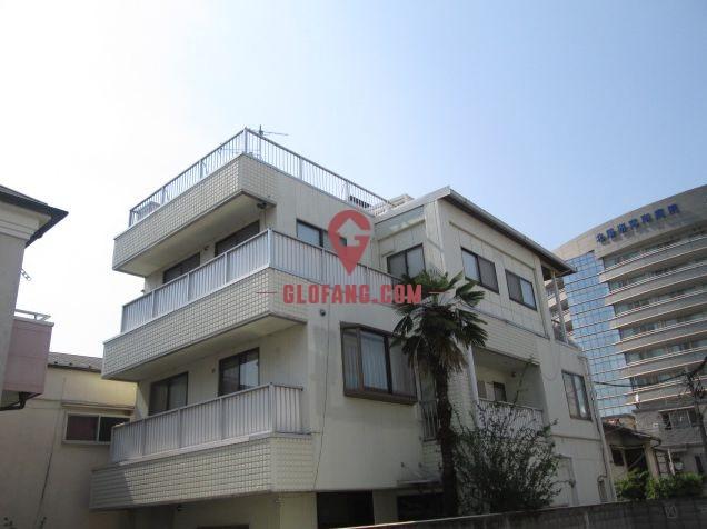 东京都港区白金高轮 高级别墅