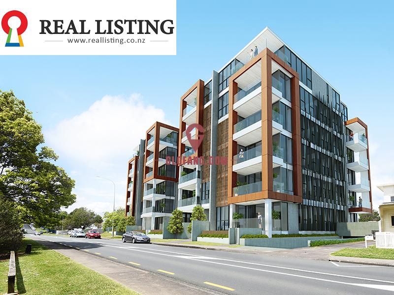 新西兰Takapuna 豪华公寓楼盘绝佳投资机会