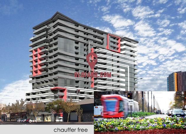 南澳大利亚阿德莱德市中心公寓 康城