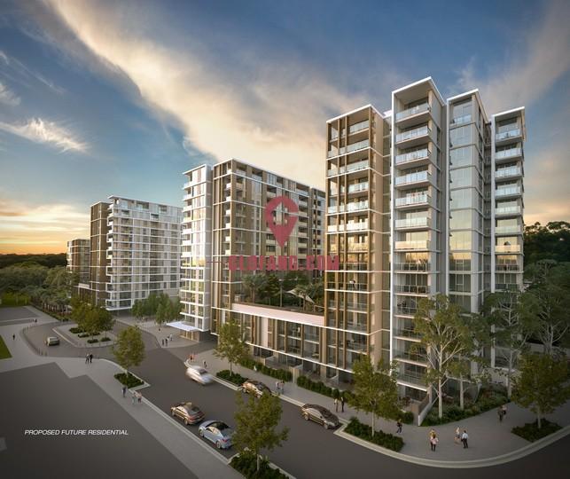 悉尼北区精品公寓 60万置业悉尼房产