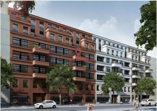德国柏林新建小户型公寓(15万欧元起)