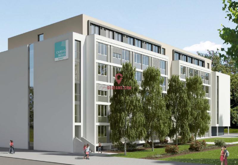 德国美因茨新建学生公寓(13万欧元起)