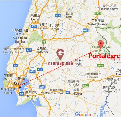 葡萄牙博塔莱学生公寓