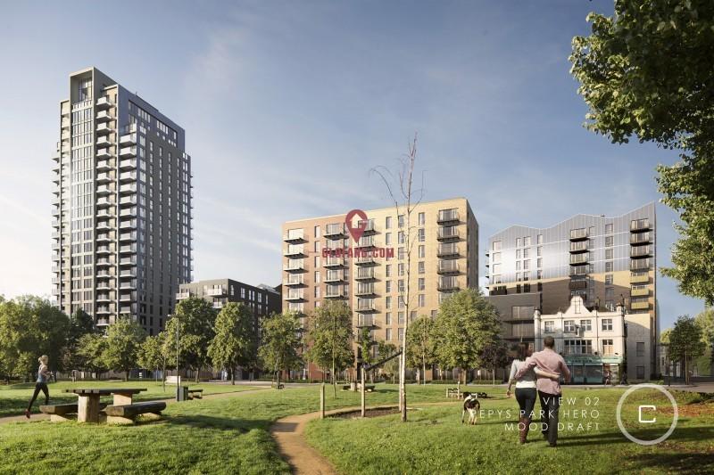 英国伦敦新建公寓 THE TIMBERYARD DEPTFORD
