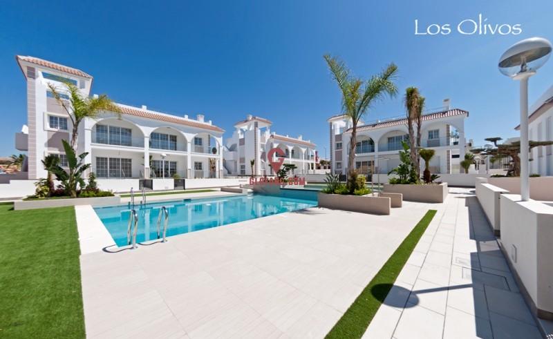 阿利坎特海岸大型国际化社区高档公寓项目