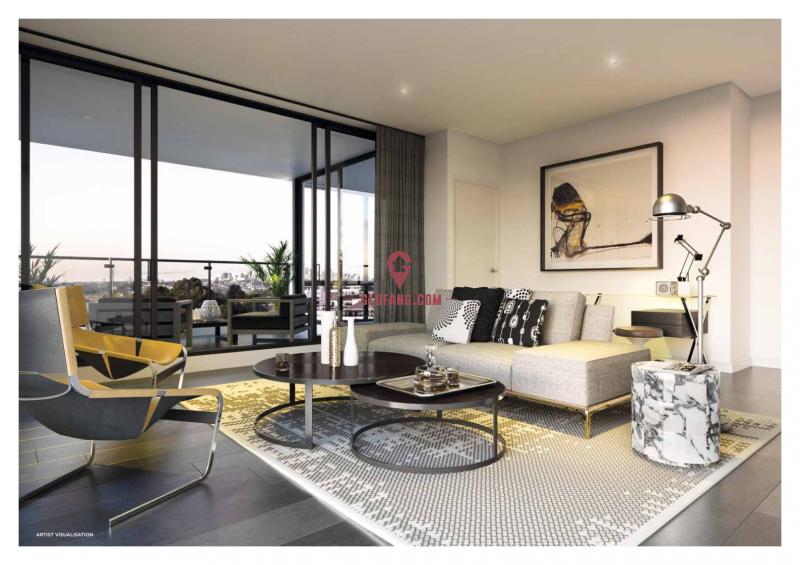 悉尼高端精品公寓Park Lane,编号4990