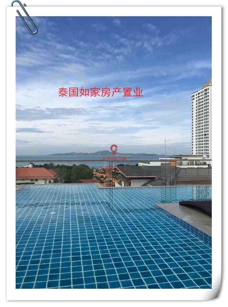 泰国芭提雅小户型出售--适宜投资自住,编号4988