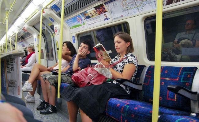 伦敦地铁之乘坐指南
