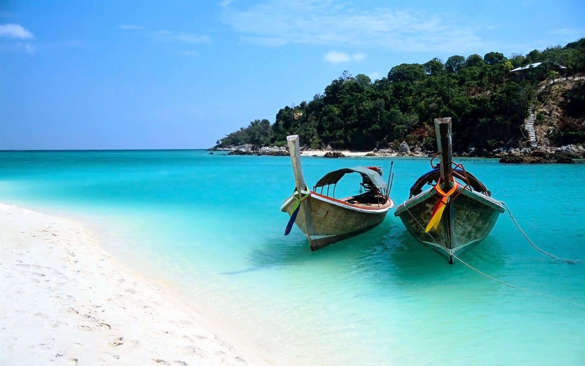 最受中国人欢迎的十大泰国岛屿
