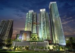 吉隆坡嘉禧轩公寓(2+1卧室)