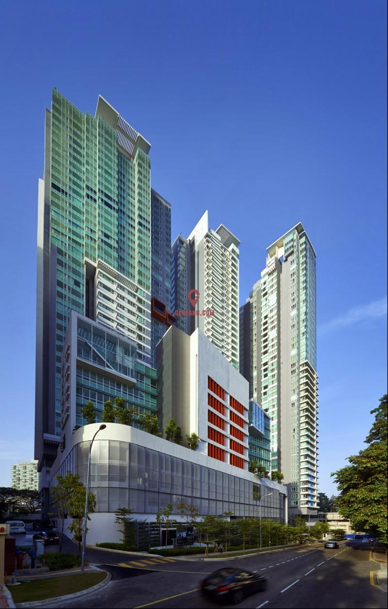 吉隆坡嘉禧轩公寓(2+1卧室),编号7005