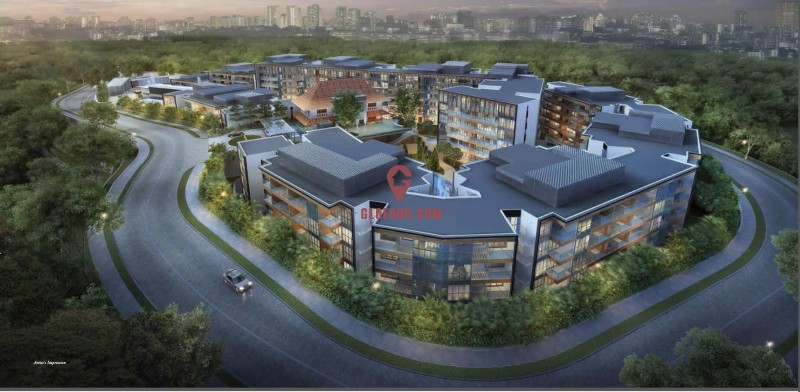 新加坡黄金地段性价比超高市区公寓苏菲雅山庄