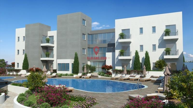 塞浦路斯帕福斯市中心公寓Magnolia Court