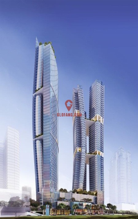 Yoo8品牌高级公寓