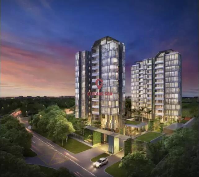 新加坡乌节路永久地契公寓,住满两年后再付余款,1房137万起