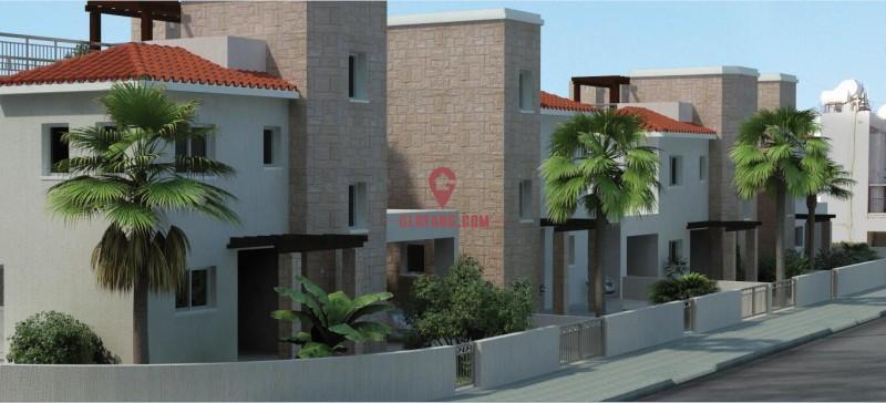 塞浦路斯阿利菲亚别墅帕福斯最新住宅小区项目