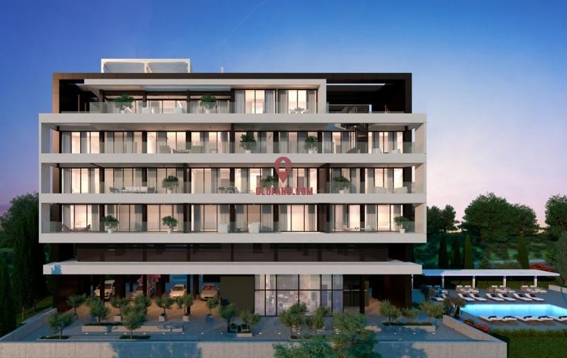 塞浦路斯利马索尔光谱精品公寓,编号8651