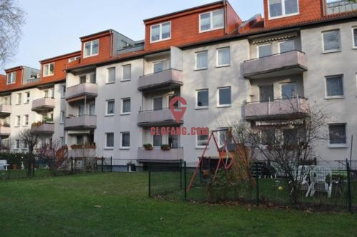 杜塞尔多夫近机场精装二室一厅公寓 ID10064,编号8656
