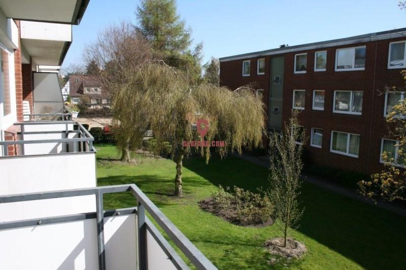 德国汉堡近市中心宽敞明亮新装修1室公寓 ID10074,编号8657