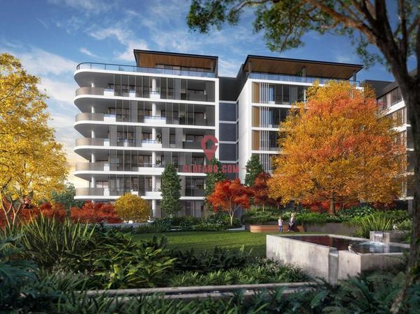 悉尼市区景观公寓,首付29万元起,俯览海港看城市繁华,编号8674