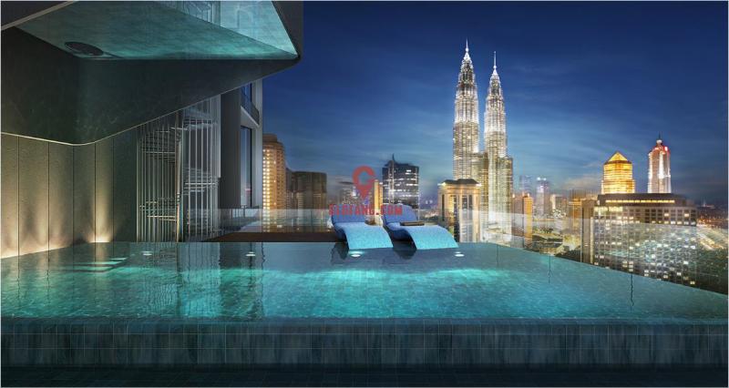 马来西亚双峰塔400米 建筑金奖团队打造  六大创意设计融合