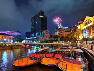 新加坡克拉码头的景点和交通