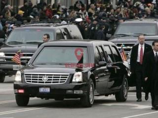 美国总统座驾职权象征