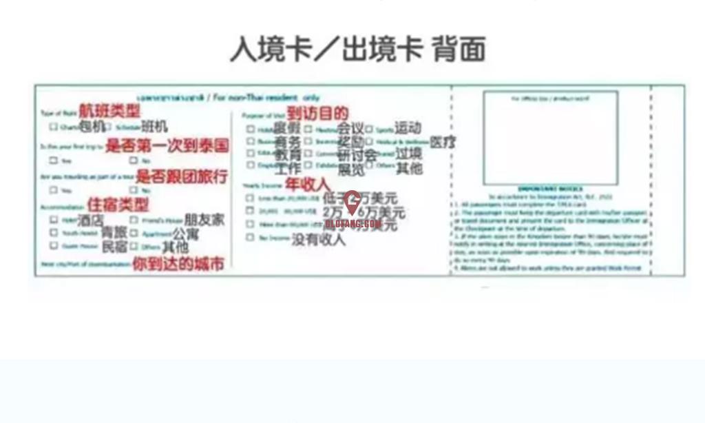 新版泰国入境卡如何填写1.png