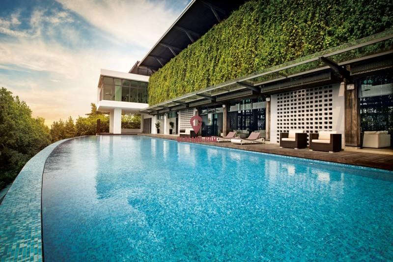 大吉隆坡帝豪花园别墅348平米