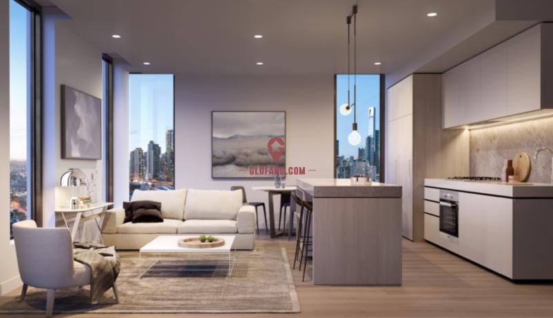 【澳洲金鼎】The Evermore公寓首付20万人民币起,编号10296