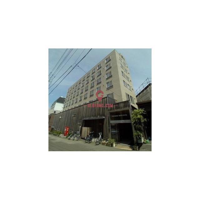 【北海道札幌市】年收益率18.66% 临近丰平河 2室公寓