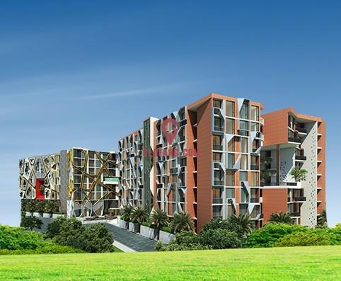 泰国普吉岛翡翠城市生活公寓 包租海景房