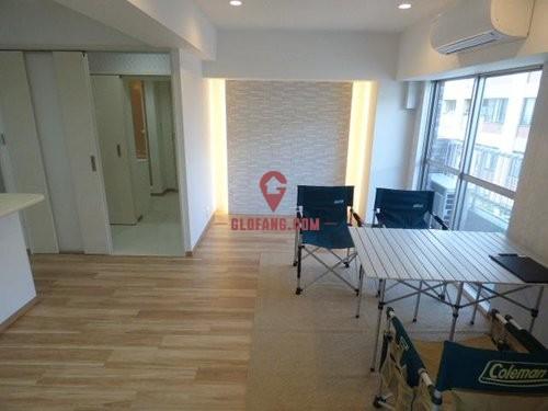 神户市中央区樁公寓3室宽敞新装修