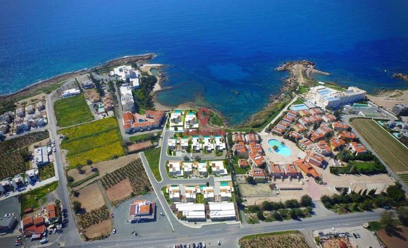 塞浦路斯帕福斯海洋玫瑰海滨别墅