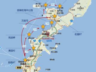 实用!冲绳岛最新巴士信息整理