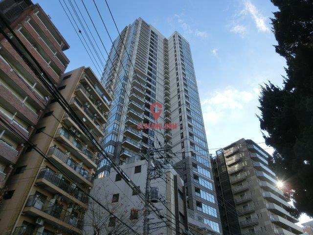 台东区高层高级公寓,2010年建,上野地区好地段,10线4站