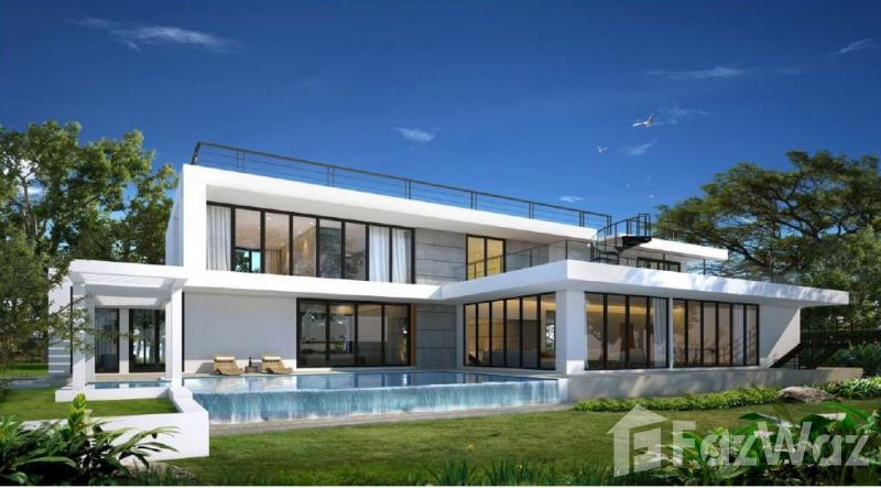 考山,华欣泳池,花园景观3床别墅出售