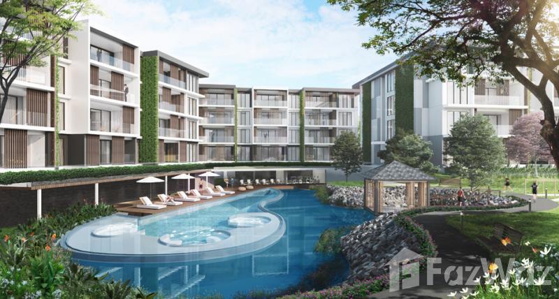 2卧室公寓在Hin Lek Fai,Hua Hin with Mountain,Green,Golf View中出售