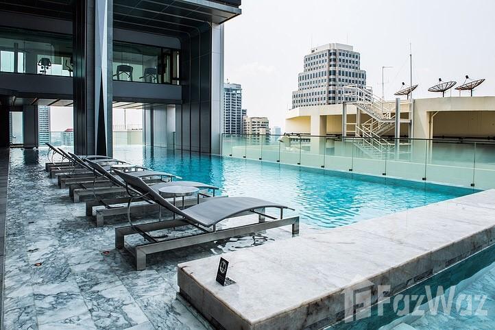 城市景观曼谷Khlong Toei出售的1睡房公寓