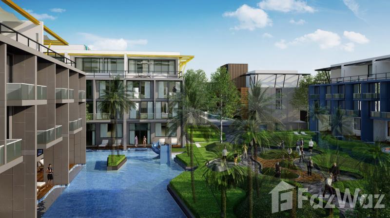 一室公寓出售杭东,清迈景观