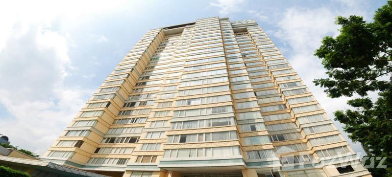 城市景观曼谷Khlong Toei 2卧室公寓出售,编号12066