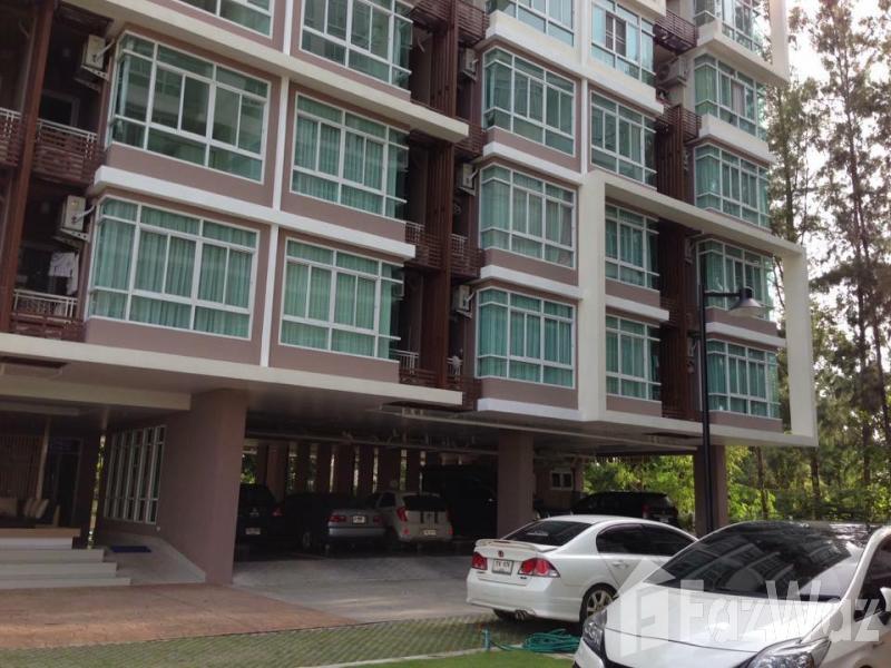 3卧室阁楼在绿色景观清迈San Sai出售