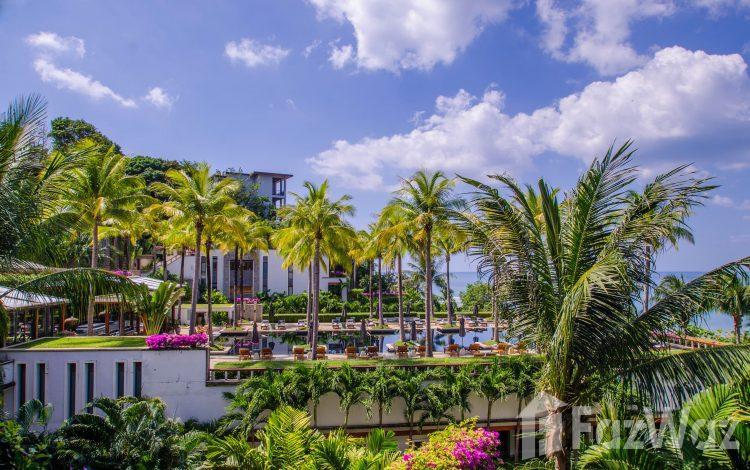 3床顶层公寓出售在卡马拉,普吉岛与海景