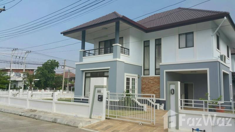 3卧室房屋出售杭东,清迈花园景观